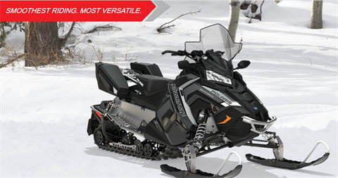 2018 Polaris 600 Switchback Adventure 137 ES in Center Conway, New Hampshire