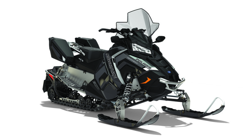 2018 Polaris 600 Switchback Adventure 137 ES in Delano, Minnesota