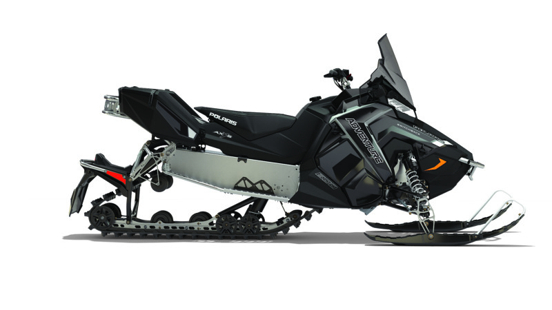 2018 Polaris 600 Switchback Adventure 137 ES in Ironwood, Michigan
