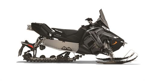 2018 Polaris 600 Switchback Adventure 137 ES in Utica, New York