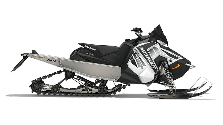 2018 Polaris 600 Switchback Assault 144 in Sterling, Illinois