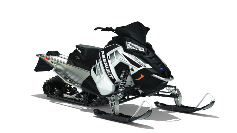 2018 Polaris 600 Switchback Assault 144 ES in Pittsfield, Massachusetts