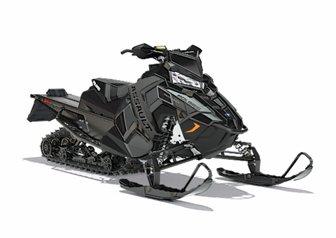 2018 Polaris 600 Switchback Assault 144 SnowCheck Select in Ponderay, Idaho