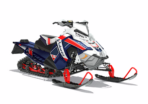 2018 Polaris 600 Switchback Assault 144 SnowCheck Select in Brighton, Michigan