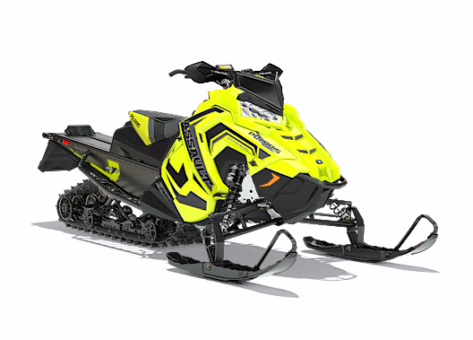 2018 Polaris 600 Switchback Assault 144 SnowCheck Select in Pittsfield, Massachusetts