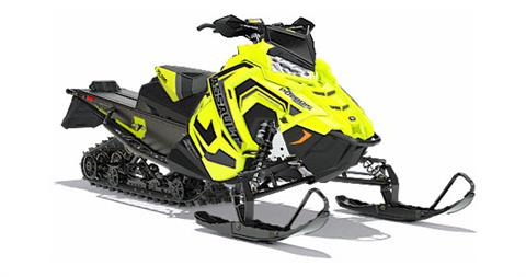 2018 Polaris 600 Switchback Assault 144 SnowCheck Select in Altoona, Wisconsin
