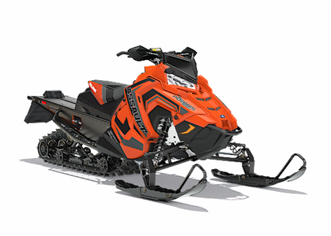 2018 Polaris 600 Switchback Assault 144 SnowCheck Select in Chippewa Falls, Wisconsin