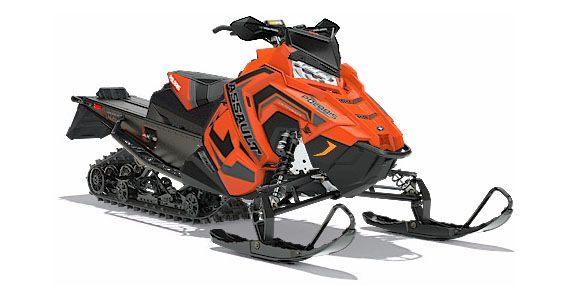2018 Polaris 600 Switchback Assault 144 SnowCheck Select in Utica, New York