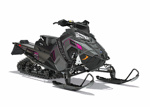 2018 Polaris 600 Switchback Assault 144 SnowCheck Select in Anchorage, Alaska