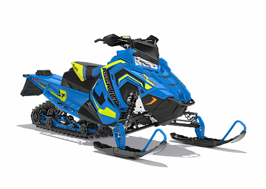 2018 Polaris 600 Switchback Assault 144 SnowCheck Select in Mio, Michigan