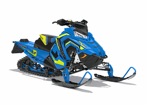 2018 Polaris 600 Switchback Assault 144 SnowCheck Select in Sturgeon Bay, Wisconsin