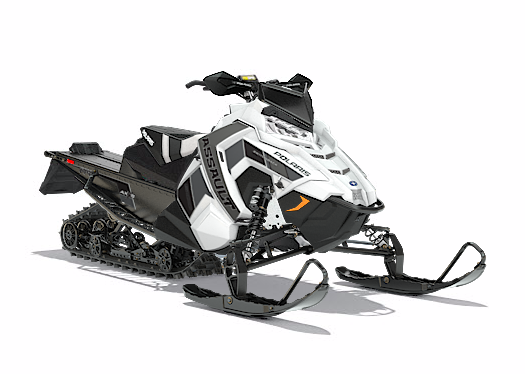 2018 Polaris 600 Switchback Assault 144 SnowCheck Select in Dimondale, Michigan