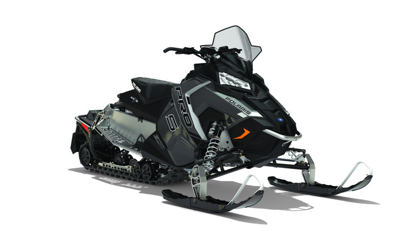 2018 Polaris 600 Switchback PRO-S in Mio, Michigan
