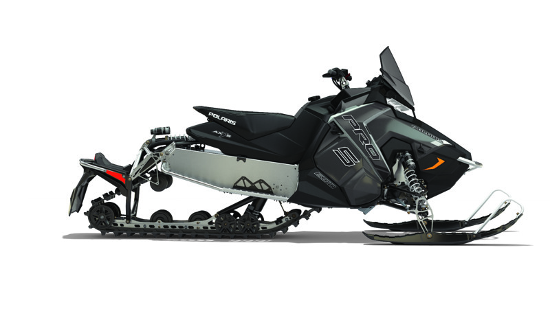 2018 Polaris 600 Switchback PRO-S in Three Lakes, Wisconsin