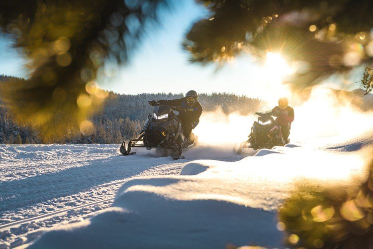 2018 Polaris 600 Switchback PRO-S ES in Elk Grove, California
