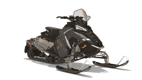 2018 Polaris 600 Switchback PRO-S ES in Hancock, Wisconsin