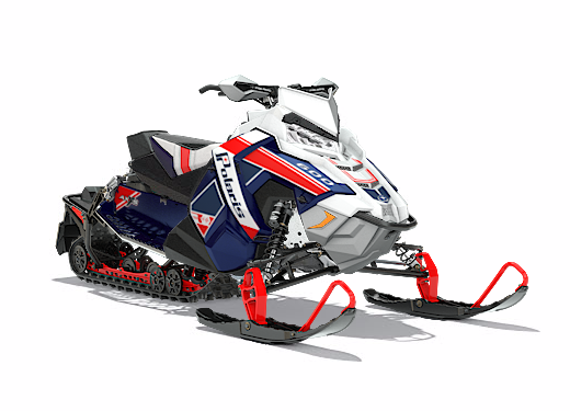 2018 Polaris 600 Switchback PRO-S SnowCheck Select in Brighton, Michigan