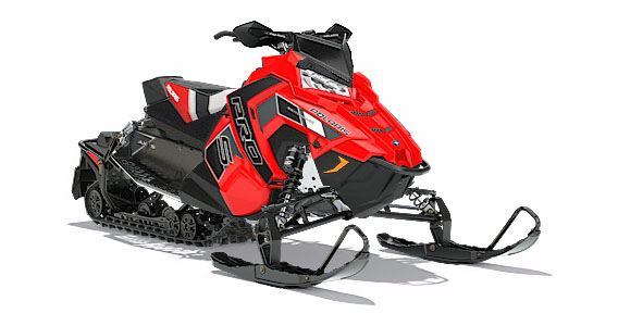 2018 Polaris 600 Switchback PRO-S SnowCheck Select in Milford, New Hampshire