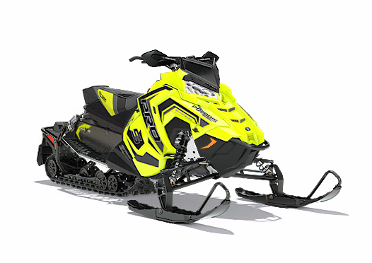 2018 Polaris 600 Switchback PRO-S SnowCheck Select in Troy, New York