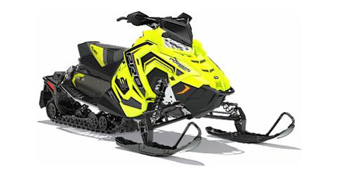 2018 Polaris 600 Switchback PRO-S SnowCheck Select in Oxford, Maine