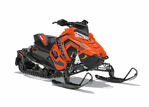 2018 Polaris 600 Switchback PRO-S SnowCheck Select in Wisconsin Rapids, Wisconsin