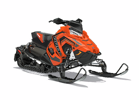 2018 Polaris 600 Switchback PRO-S SnowCheck Select in Center Conway, New Hampshire