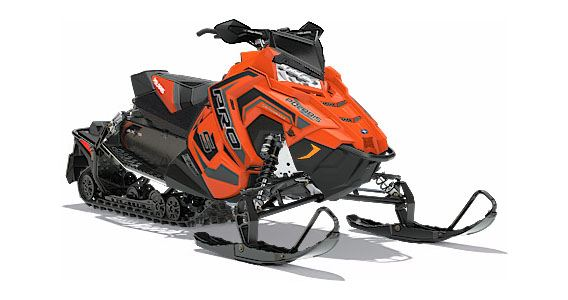 2018 Polaris 600 Switchback PRO-S SnowCheck Select in Kaukauna, Wisconsin