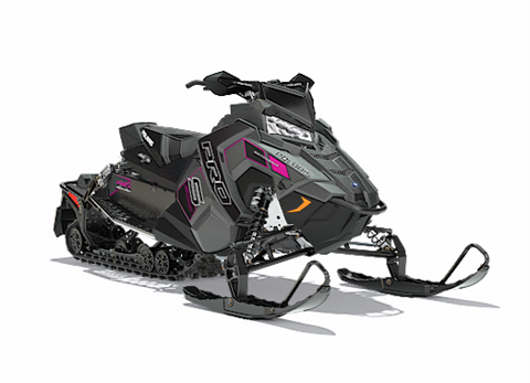 2018 Polaris 600 Switchback PRO-S SnowCheck Select in Brewerton, New York