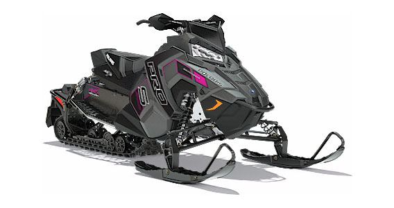 2018 Polaris 600 Switchback PRO-S SnowCheck Select in Mio, Michigan