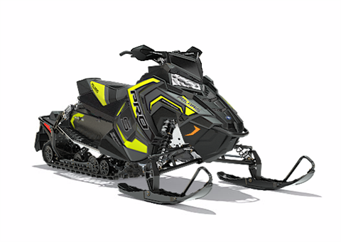 2018 Polaris 600 Switchback PRO-S SnowCheck Select in Sumter, South Carolina