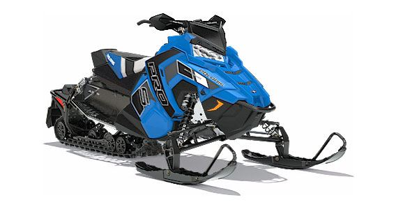 2018 Polaris 600 Switchback PRO-S SnowCheck Select in Barre, Massachusetts