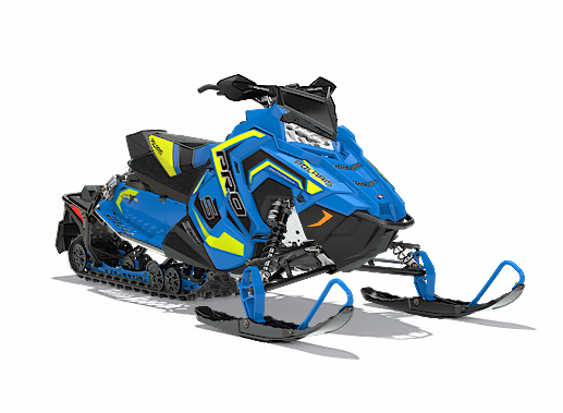 2018 Polaris 600 Switchback PRO-S SnowCheck Select in Baldwin, Michigan