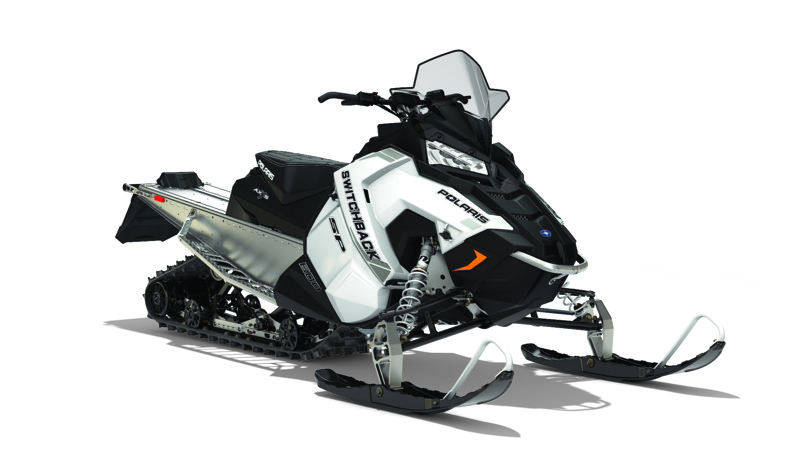 2018 Polaris 600 Switchback SP 144 ES in Ironwood, Michigan
