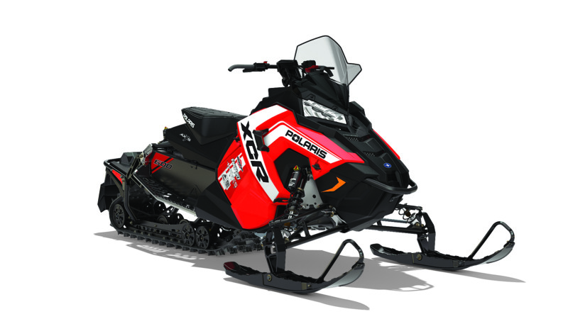 2018 Polaris 600 Switchback XCR in Newport, New York