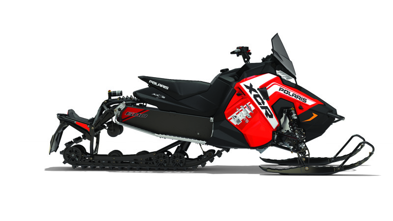 2018 Polaris 600 Switchback XCR in Altoona, Wisconsin