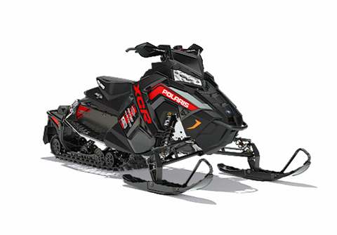 2018 Polaris 600 Switchback XCR SnowCheck Select in Ponderay, Idaho