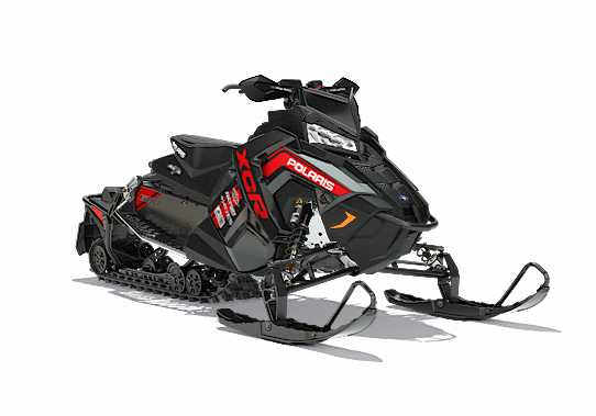 2018 Polaris 600 Switchback XCR SnowCheck Select in Lewiston, Maine