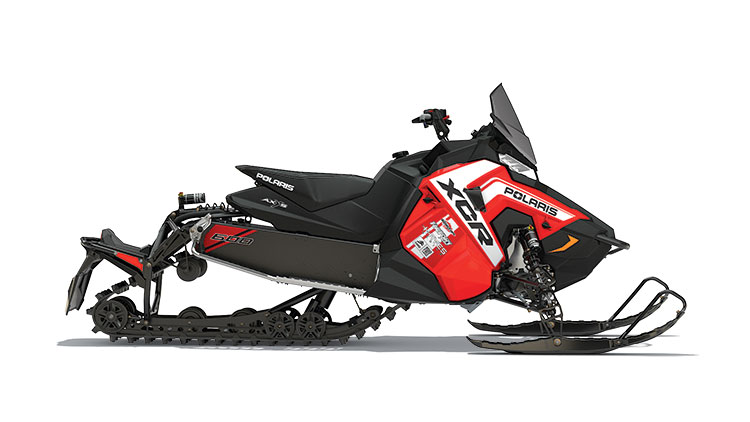2018 Polaris 600 Switchback XCR SnowCheck Select in Little Falls, New York