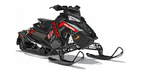2018 Polaris 600 Switchback XCR SnowCheck Select in Dansville, New York