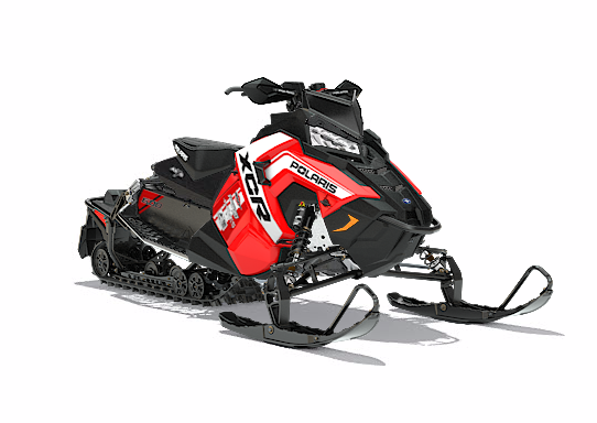 2018 Polaris 600 Switchback XCR SnowCheck Select in Altoona, Wisconsin