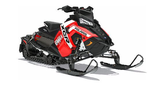 2018 Polaris 600 Switchback XCR SnowCheck Select 1