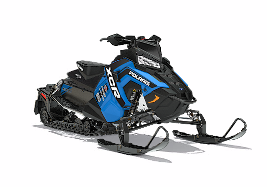2018 Polaris 600 Switchback XCR SnowCheck Select in Brighton, Michigan