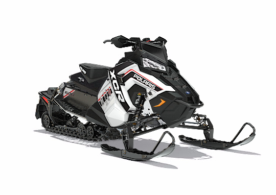 2018 Polaris 600 Switchback XCR SnowCheck Select in Bigfork, Minnesota