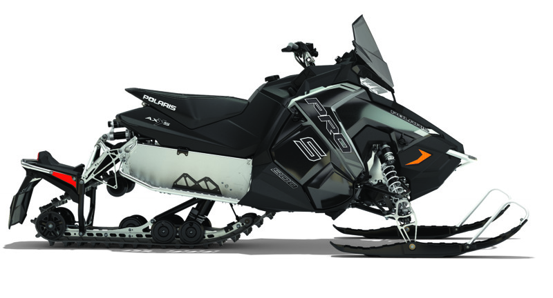 2018 Polaris 800 RUSH PRO-S ES in Waterbury, Connecticut