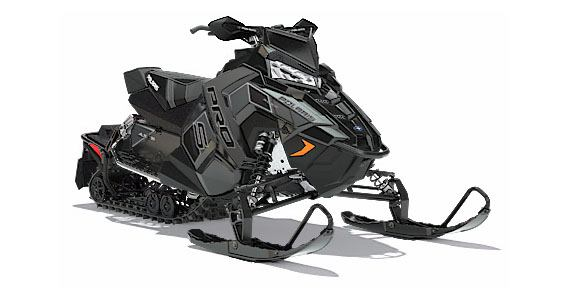 2018 Polaris 800 RUSH PRO-S SnowCheck Select in Chippewa Falls, Wisconsin