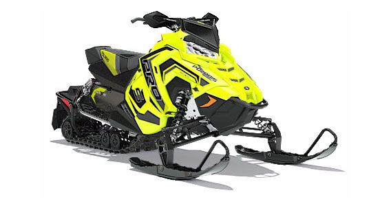 2018 Polaris 800 RUSH PRO-S SnowCheck Select in Waterbury, Connecticut