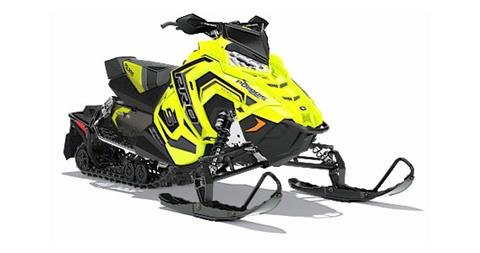 2018 Polaris 800 RUSH PRO-S SnowCheck Select in Dalton, Georgia