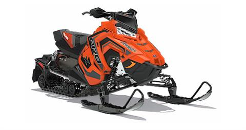 2018 Polaris 800 RUSH PRO-S SnowCheck Select in Three Lakes, Wisconsin