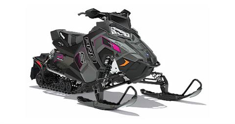 2018 Polaris 800 RUSH PRO-S SnowCheck Select in Woodstock, Illinois