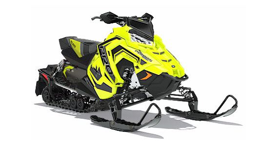 2018 Polaris 800 RUSH PRO-X SnowCheck Select in Altoona, Wisconsin